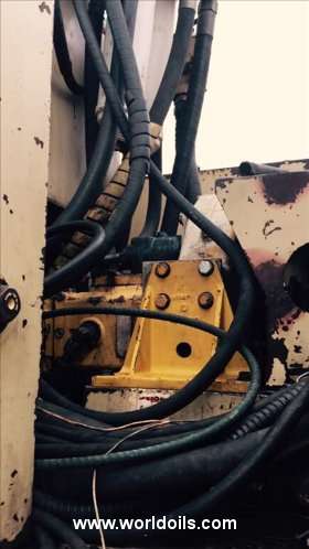 Atlas Copco Land Drilling Rig for Sale