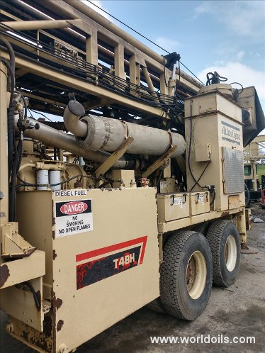 Used Drilling Rig - 2007 Built for Sale