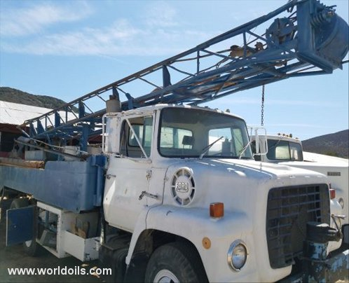 Used Drilling Rig - Failing 1250 for Sale