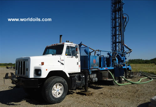 Used Drilling Rig - Failing CF-15 Top Drive For Sale