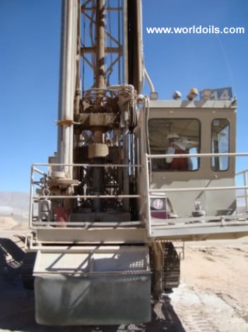 Ingersoll-Rand DM-M2 Drill Rig for Sale