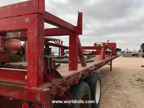 Used Drilling Rig - Schramm T130