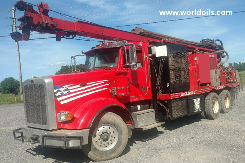Used Drilling Rig - Versa Drill V-1040DP - for Sale