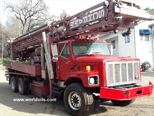 Schramm T660WS Drill Rig for Sale
