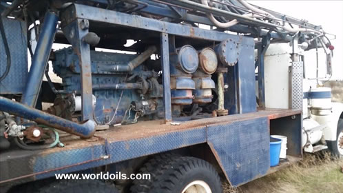 Chicago Pneumatic T650 Drill Rig for Sale in USA