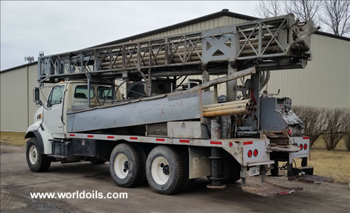 Land Drilling Rig for Sale - 1987 built