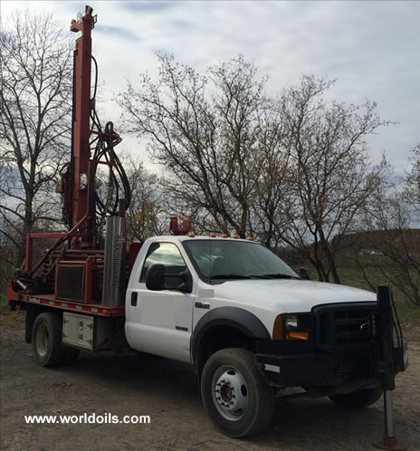 DeepRock DR 150 Drill Rig for Sale