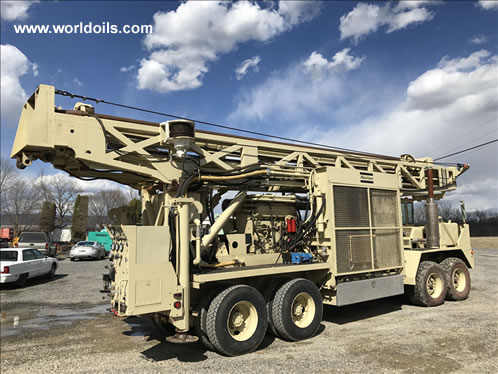 Atlas Copco T4W DH Used Drill Rig for sale