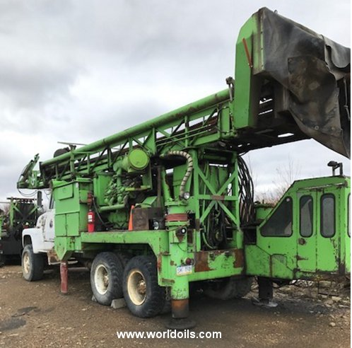 Used Drilling Rigs - Chicago Pneumatic - for Sale