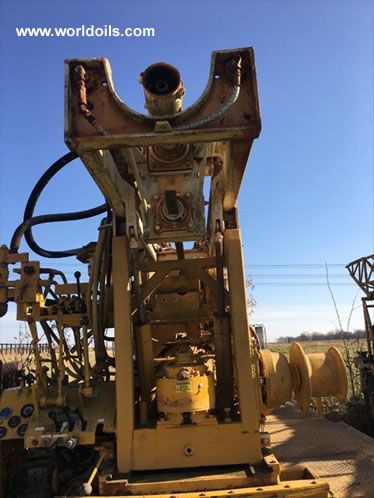 CME 55 Drilling Rig for Sale in USA