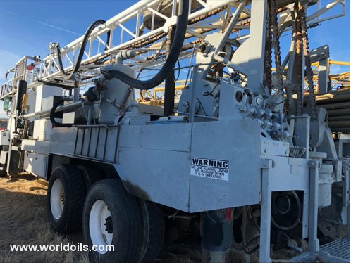 Gardener Denver Used Drilling Rig for Sale