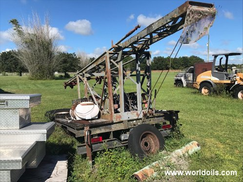 Used Generic Drilling Rig for Sale