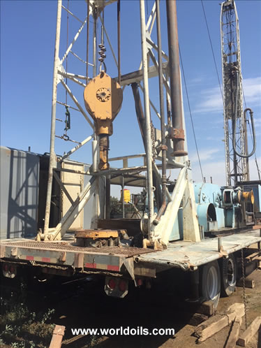 Land Drilling Rig - Gardner Denver 2000 - for Sale