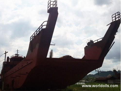 Used Landing Craft Tank for Sale