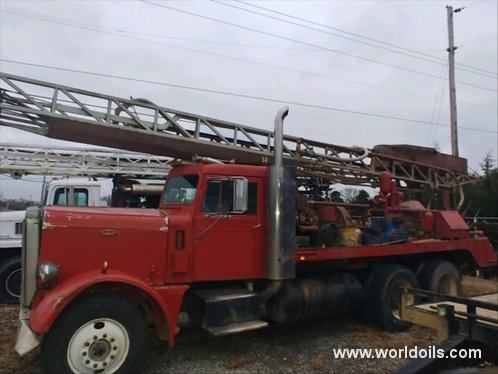 Used Midway 500 Drilling Rig for Sale