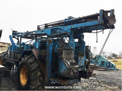 Used Mobile B-59 Drilling Rig for sale