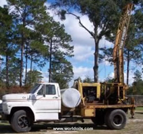 Mobile B40 Drilling Rig for Sale