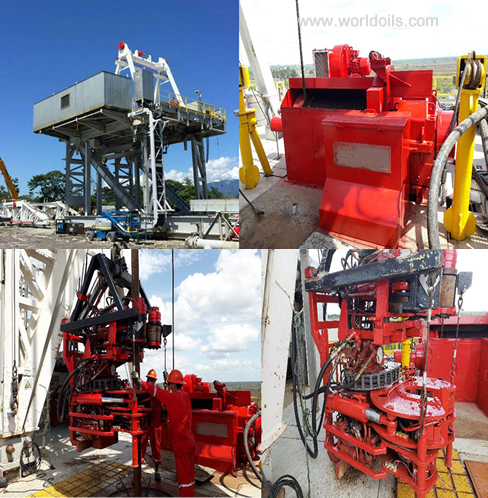Used 2009 Built Parallelogram Style Drilling Rig