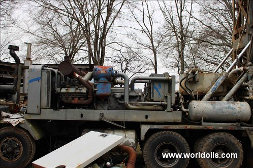 Used Schramm Drilling Rig for Sale