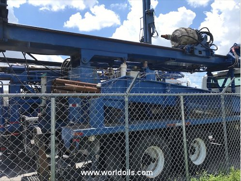 Used Sonic SDC500-29P Drilling Rig for Sale