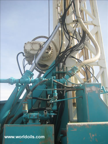 Used Speedstar 30K Drilling Rig 2004 Built