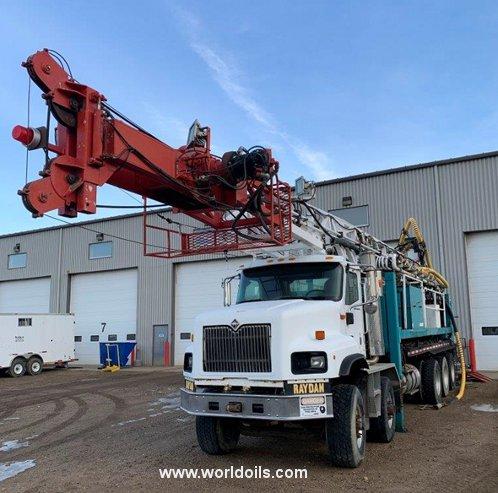 UDR 1500 Range III Mobile Drilling Rig - For Sale