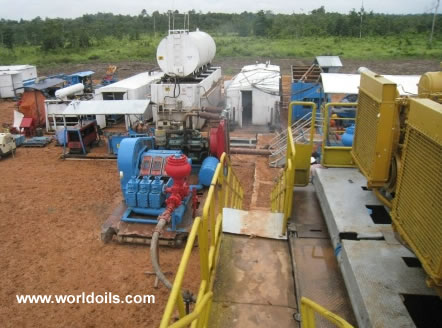 Drilling Rig for Sale in Indonesia