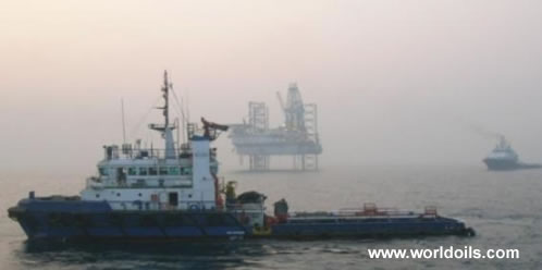 Utility Vessel - 39.8m for Sale