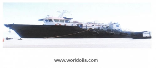 Offshore Utility Vessel for Sale in UAE