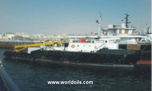 Utility Vessel - 30m - for Sale