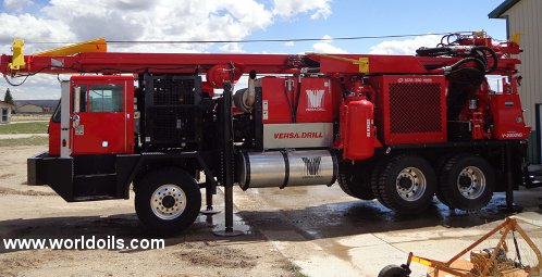 Versa-Drill V2000 Drilling Rig - For Sale