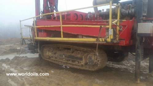 Versa Drill V-1040TRX Drill Rig for Sale