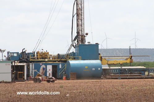 Walker Neer 250-40 Drilling Rig for Sale
