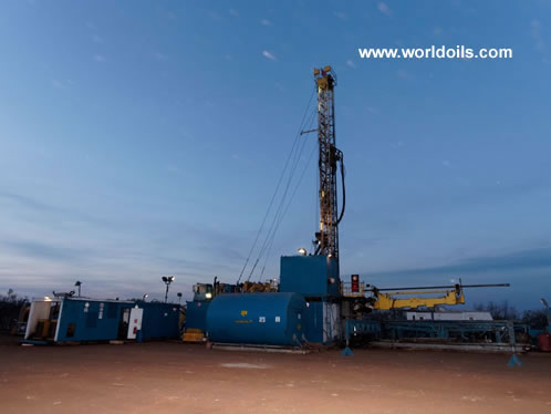 Mechanical Land Drilling Rig for Sale