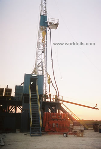Wilson 65 Mechanical Drilling Rig for Sale