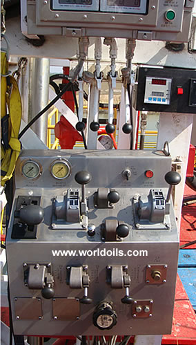 Workover Rig - 550hp - for Sale