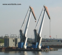 Floating Cranes for Sale