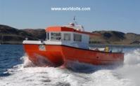 Workcat Catamaran Crew Boat for Sale
