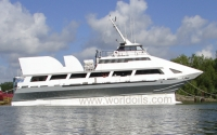 120 feet SWATH Crewboat for Sale