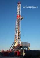 13,000' Capacity Drilling Rig for Sale