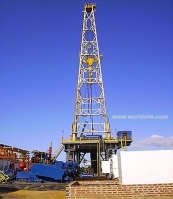 1500hp Electrical AC/SCR Drilling Rig for Lease