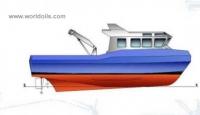 Steel Pilot Agency Crew Service Boat for Sale