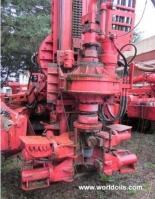 2001 CMV / MDT MK 1200 DT / 180 Drill Rig for Sale