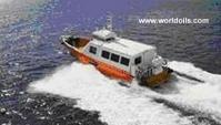 Fast Aluminium Crew Boat for Sale