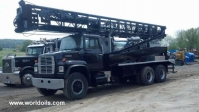 Ingersoll-Rand T3W Drill Rig - 1988 built - For Sale