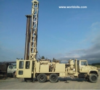 1990 built Reedrill SK5 AD Drilling Rig for sale