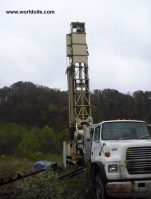 Reichdrill T-650 SL Drilling Rig For Sale