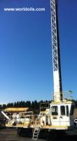 Ingersoll-Rand DM25SP, Rotary Blast hole Drill Rig