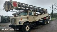 Ingersoll-Rand T3W Drill Rig
