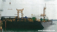 64M Non Propelled Barge for Sale